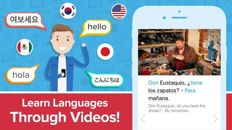 FluentU: Language Learning App screenshot-9