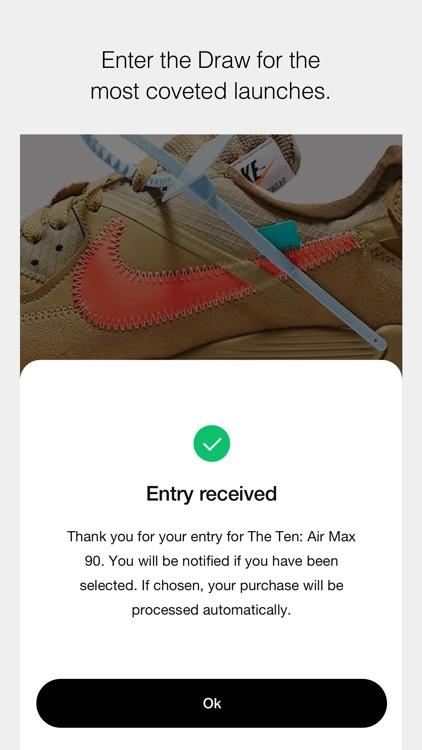 Nike SNKRS screenshot-3