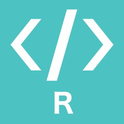 0a77065f9 R Programming Compiler on the App Store