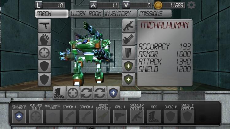 Mech Riders screenshot-9