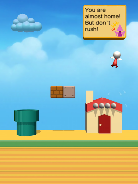 Mr Go Home 3D screenshot 5