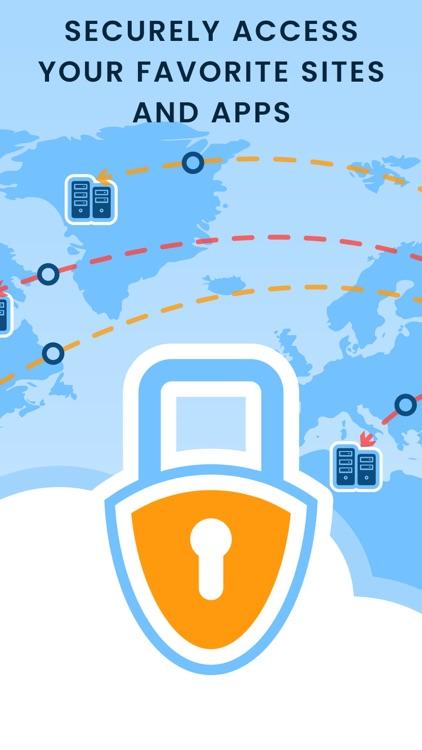 FAST VPN - VPN Proxy for WiFi