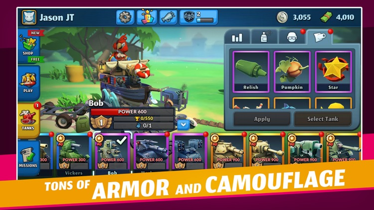 PvPets: Tank Battle Royale screenshot-3