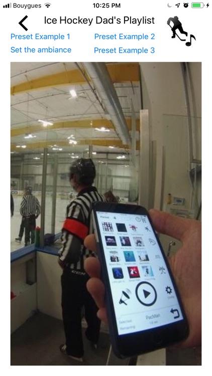 Ice Hockey Dad's Playlist screenshot-0