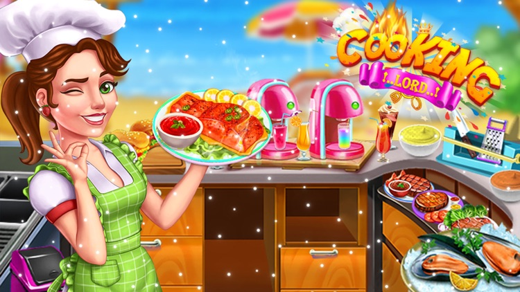 Cooking Lord Chef Cooking Game