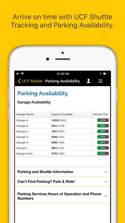 UCF Mobile screenshot-3