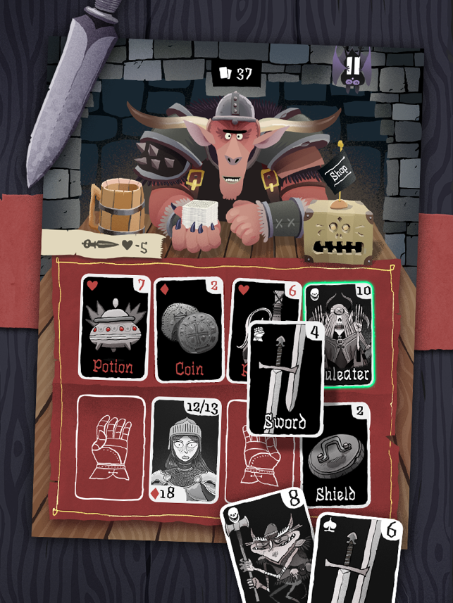 ‎Card Crawl Screenshot