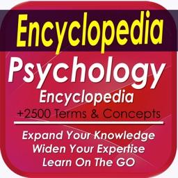 Psychology Encyclopedia 2400 T