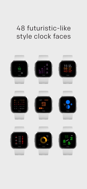 TTMM for Fitbit Versa on the App Store