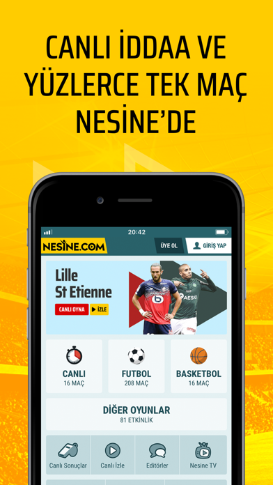 download Nesine - İddaa indir ücretsiz - windows 8 , 7 veya 10 and Mac Download now