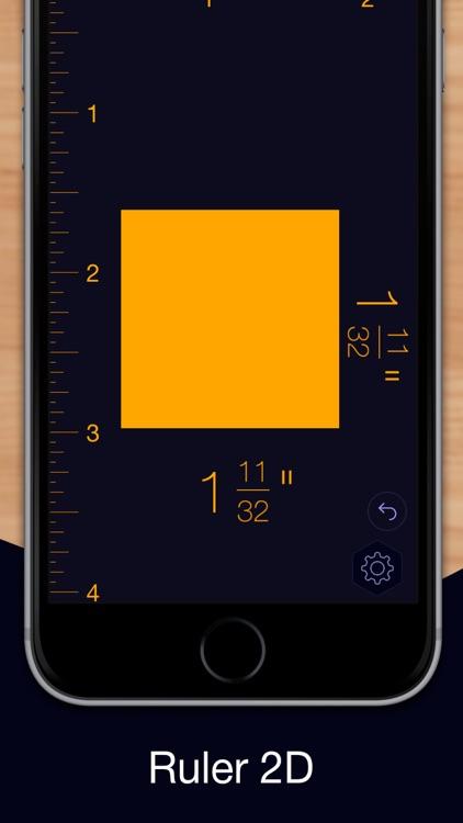 Ruler App + AR Tape Measure screenshot-0