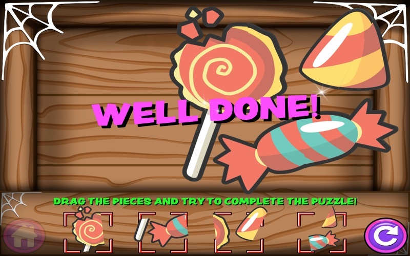 Trick Or Treat Halloween Games screenshot 6