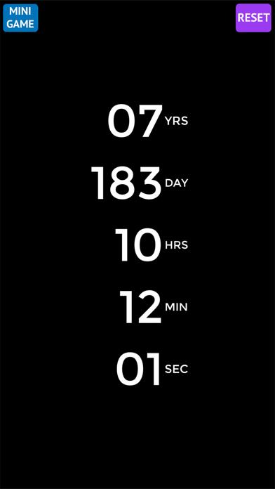 Countdown App screenshot 2