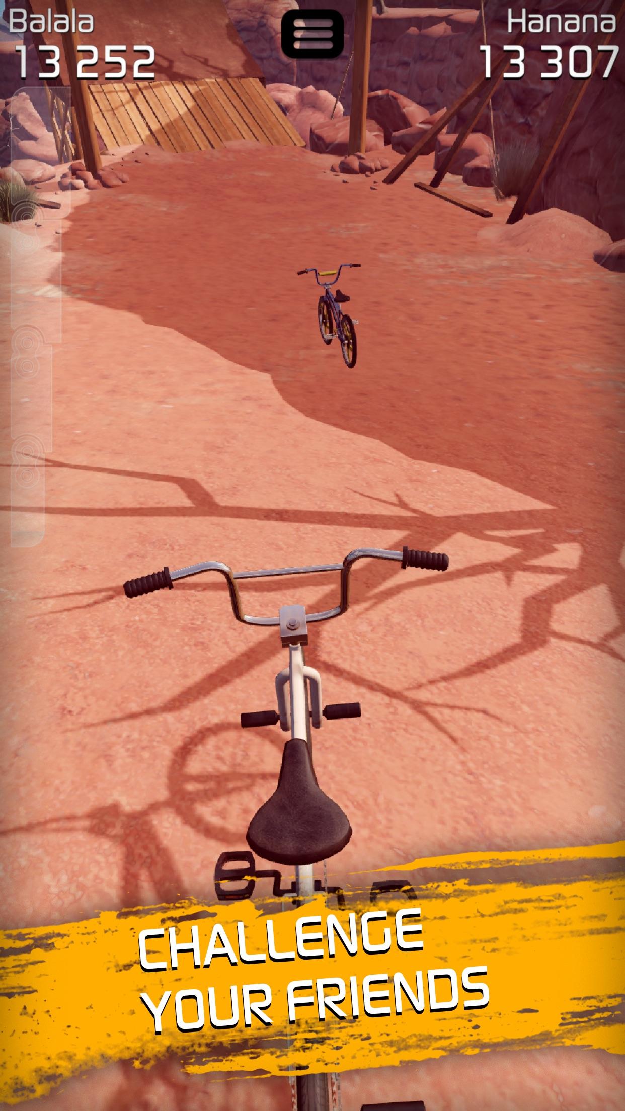 Touchgrind BMX 2 Screenshot
