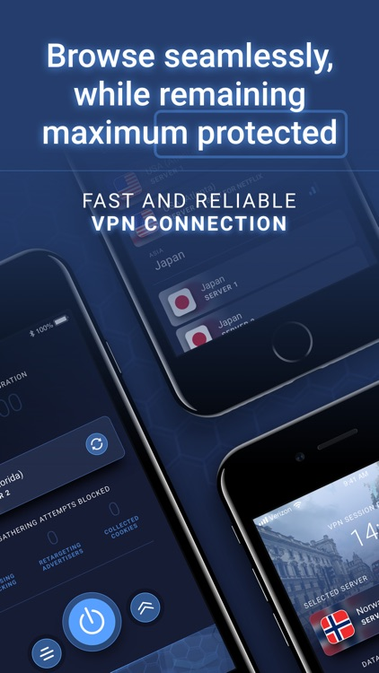 VPN+ WiFi Super VPN for iPhone screenshot-3