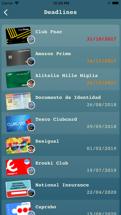My Cards Pro - Wallet Screenshots