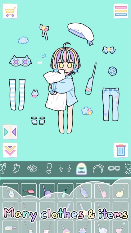 Pastel Girl screenshot-5
