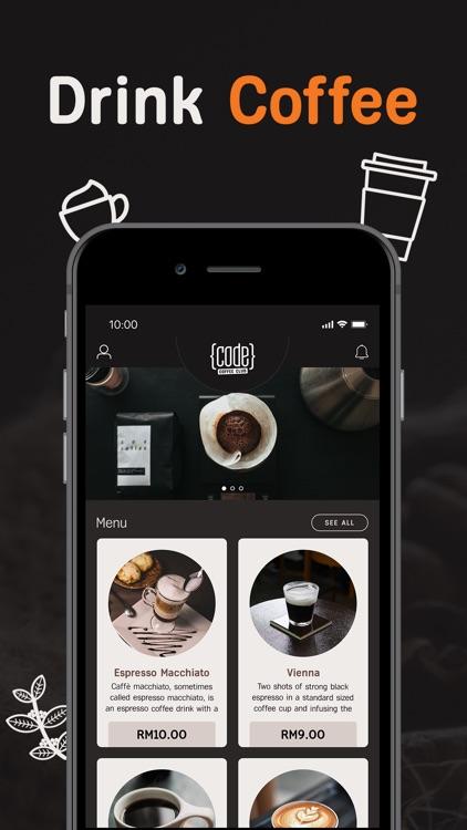 {CODE} Coffee Club
