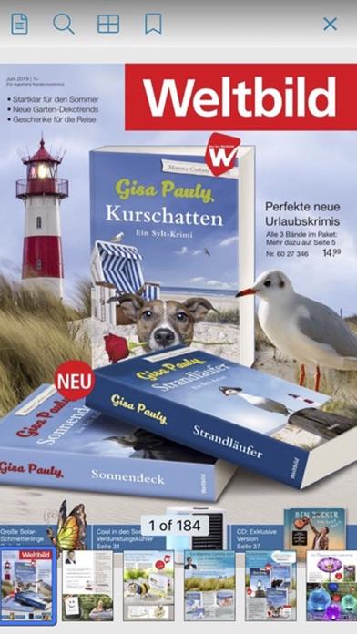 messages.download Weltbild Katalog software