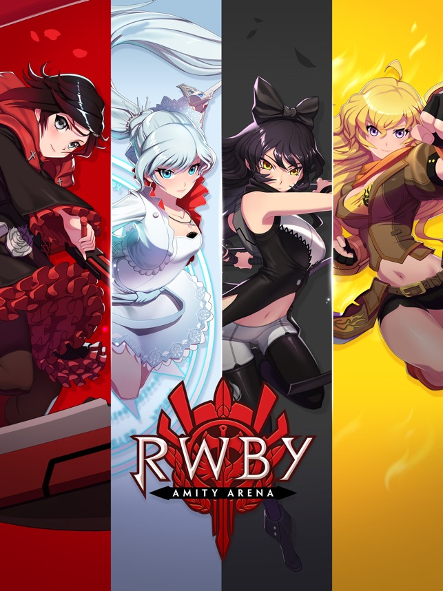 RWBY: Amity Arena on the App Store