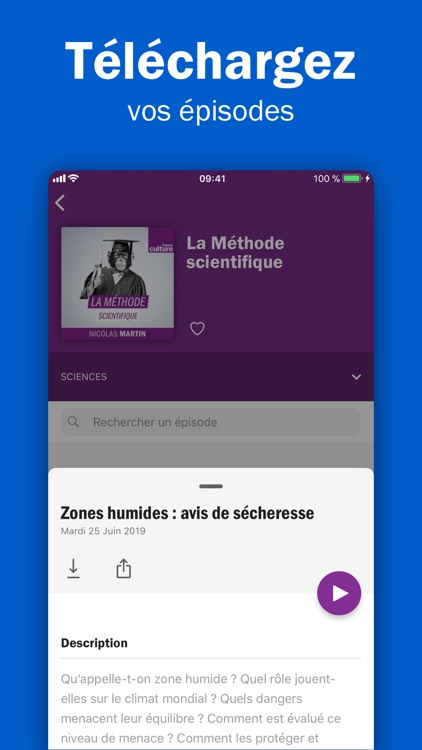 Radio France - podcast, radios
