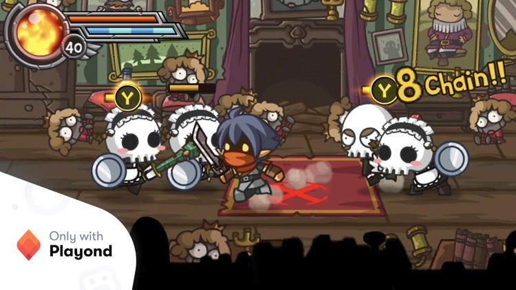 Wonder Blade screenshot-0