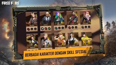 Screenshot for Garena Free Fire in Indonesia App Store