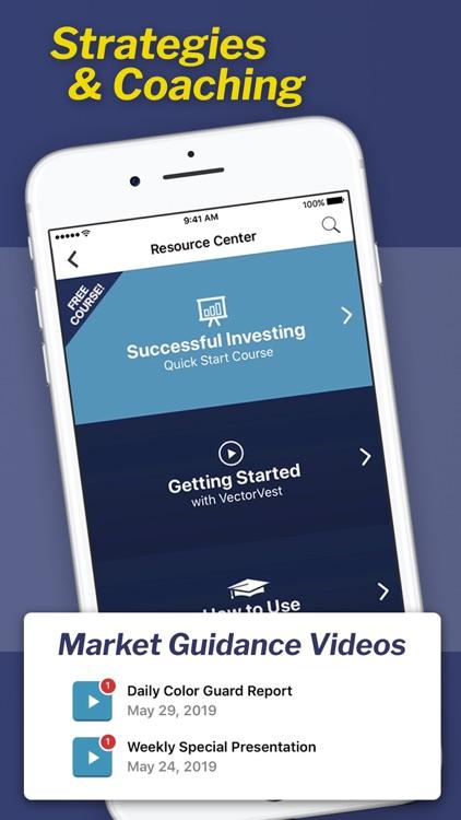 VectorVest Stock Advisory screenshot-6