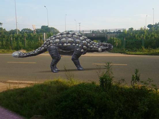 Dinosaur 3D AR screenshot 1