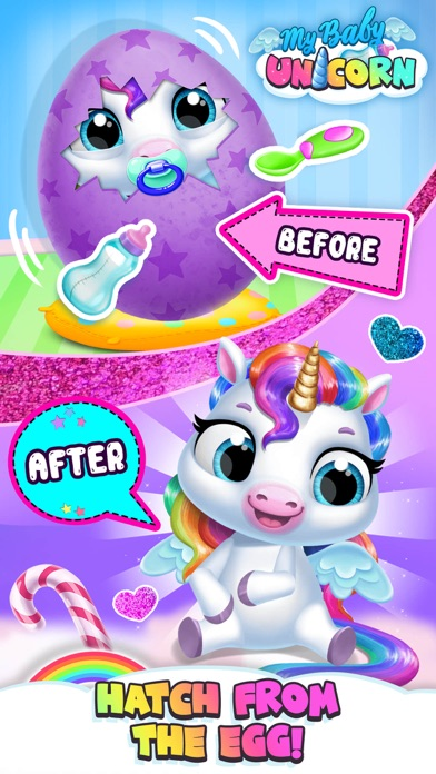 My Baby Unicorn screenshot 1