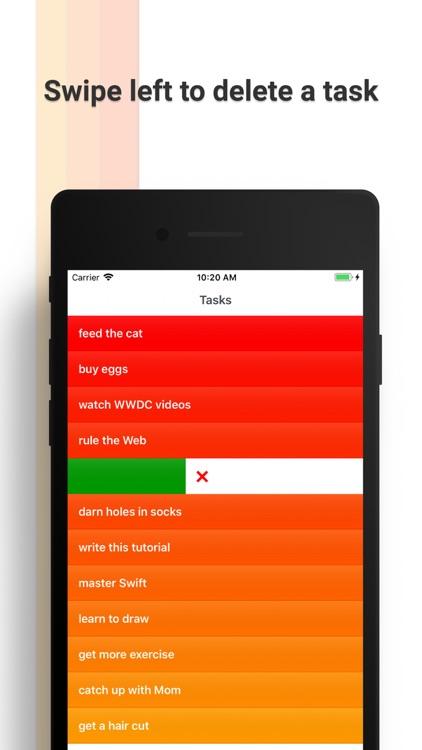 Taskr - ToDo App