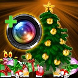InstaSanta Camera - Christmas+