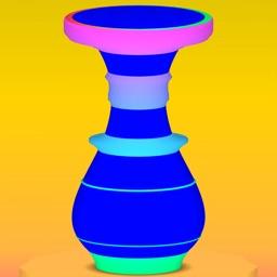 Pottery Craft 3D: Pot Art Game