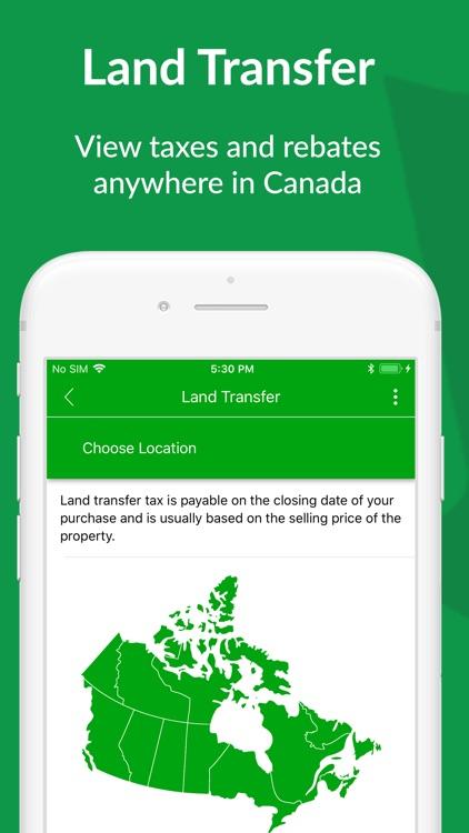Canadian Mortgage App screenshot-5