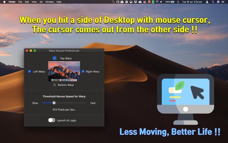 Move Mouse App