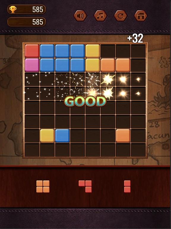 Block Puzzle - Cute Emoji screenshot 12