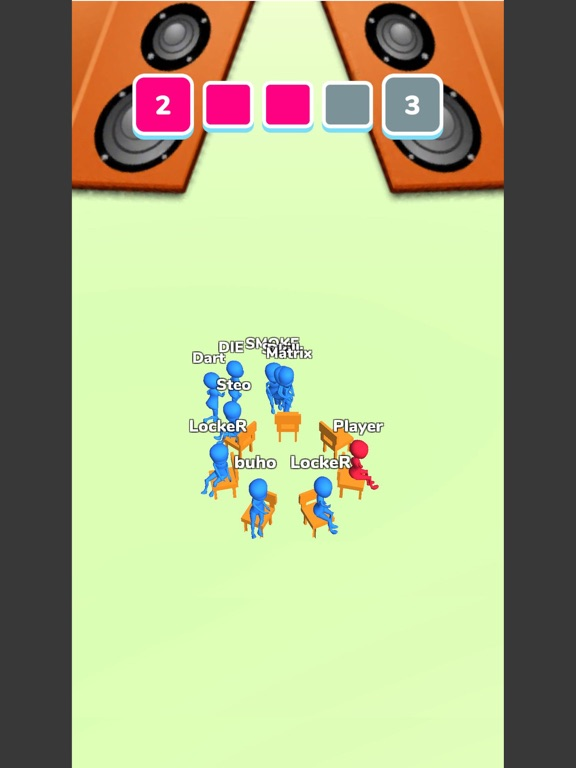 Musical Chair.io screenshot 5