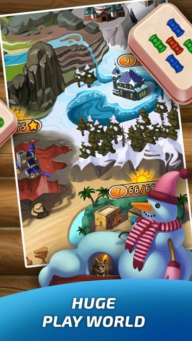 Mahjong Village screenshot four