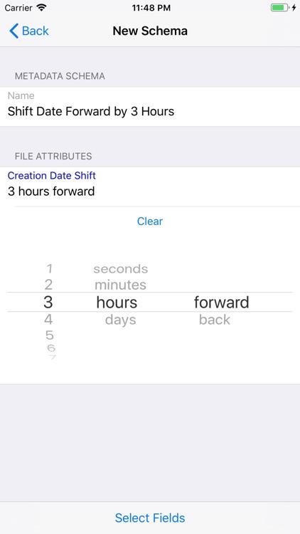 Metadata Pro screenshot-3