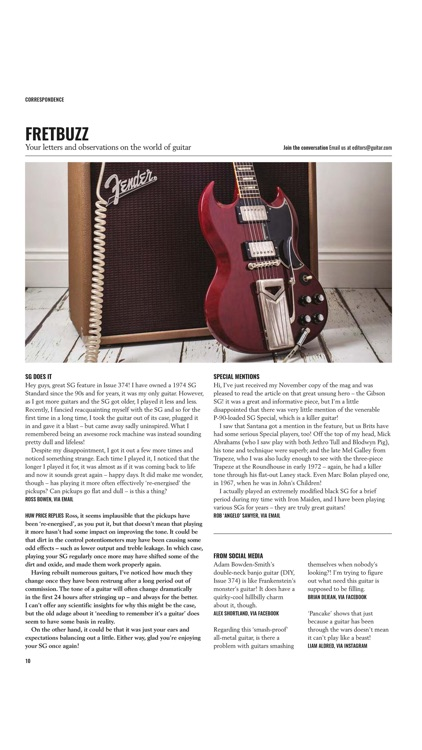 Guitar Magazine screenshot-2
