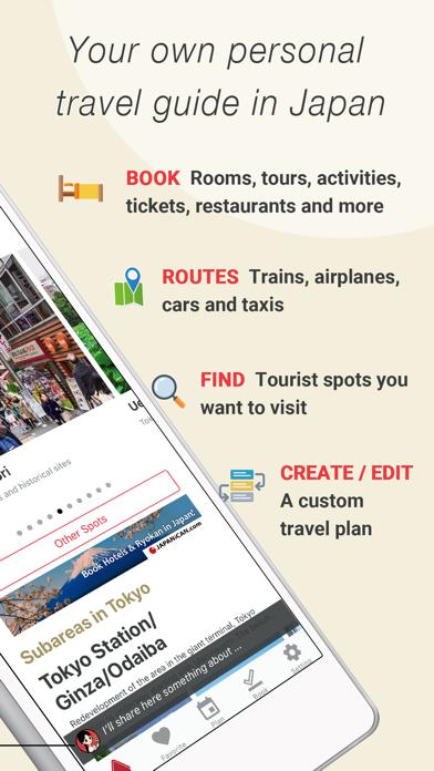 JAPAN Trip Navigator -travelのおすすめ画像2