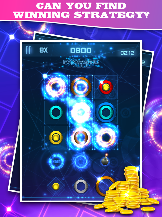 ‎Color Ring - Cash Tournament Screenshot