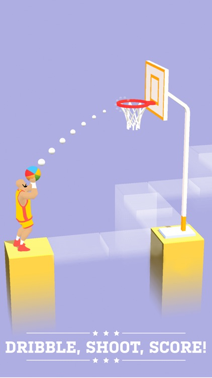 Perfect Dunk 3D screenshot-0