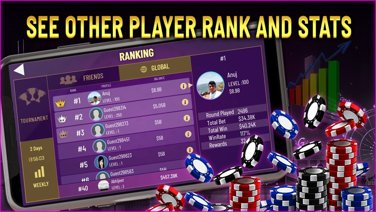 Baccarat Live Casino screenshot-2