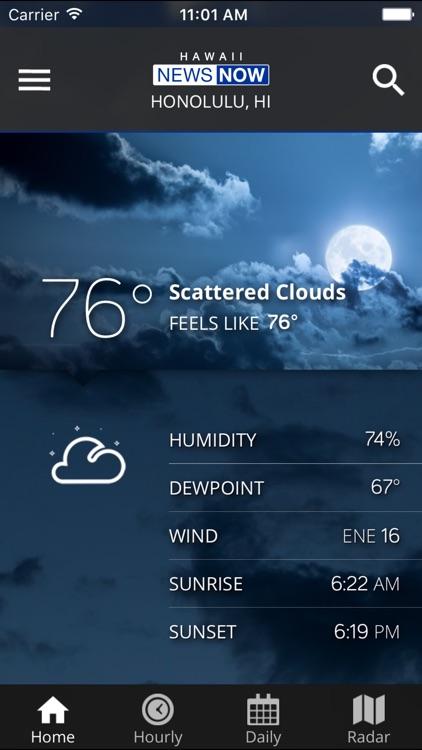 Hawaii News Now Weather