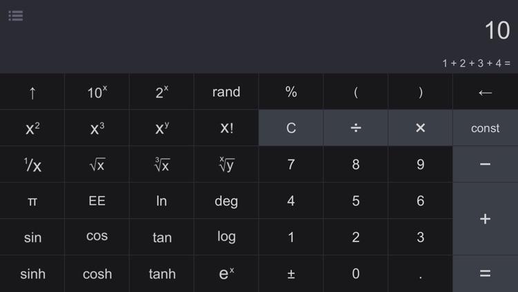 CalcBox - Smart Calculator screenshot-3