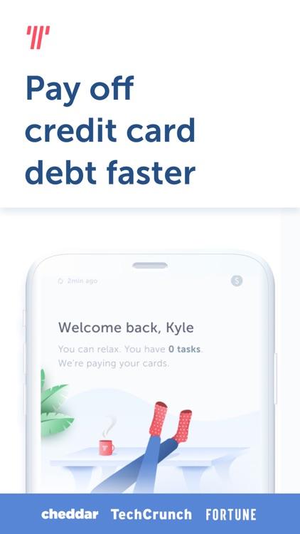 Tally: Pay Off Debt Faster screenshot-0