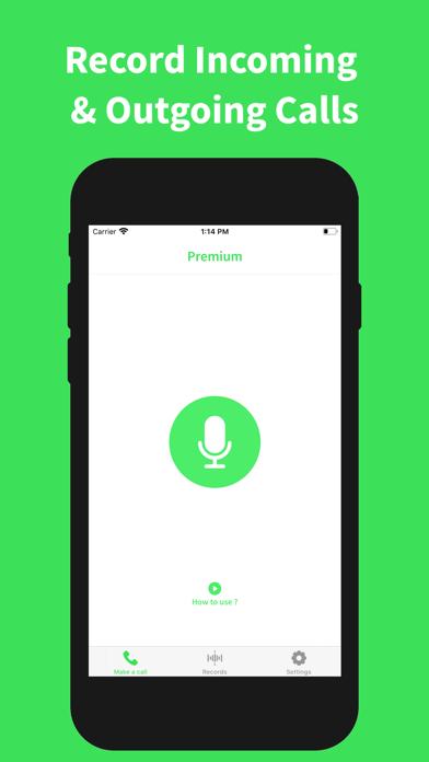 Call Recorder - Phone Call RecScreenshot of 1