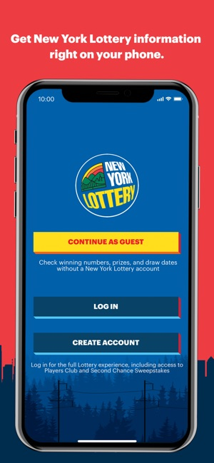 NY Lottery on the App Store