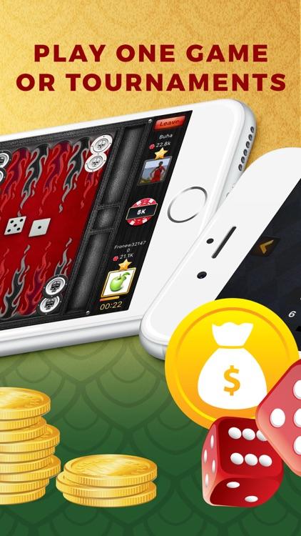 Backgammon Play Live Online screenshot-3